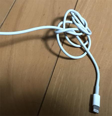 アイフォン充電器