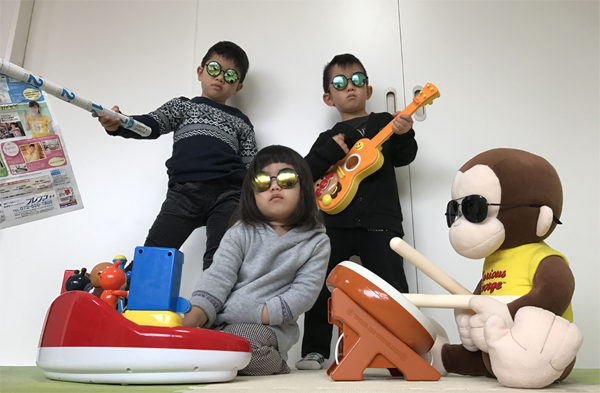 子どもバンド