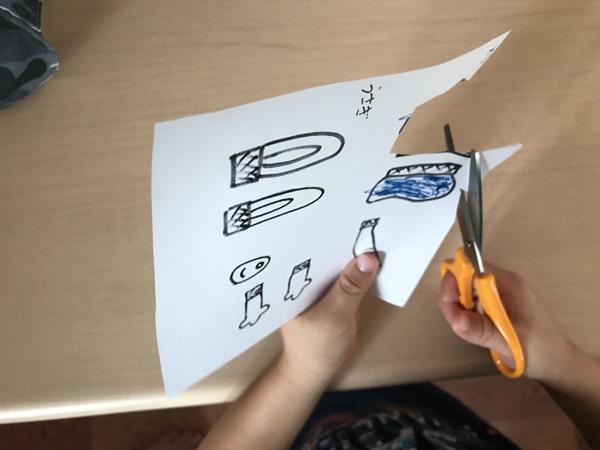 紙コップロケット