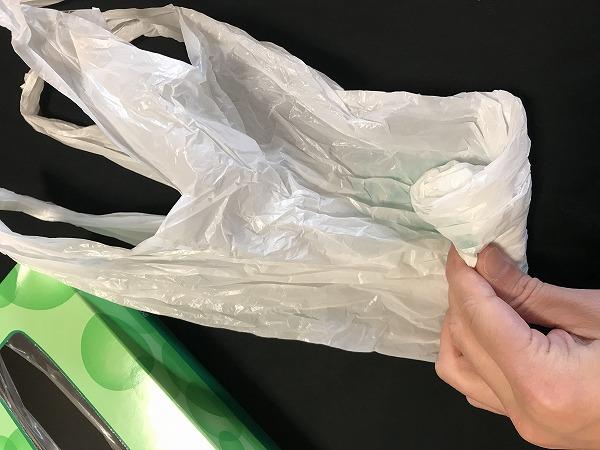 レジ袋収納