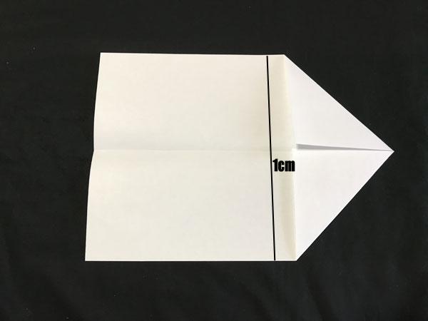 ギネスの紙飛行機