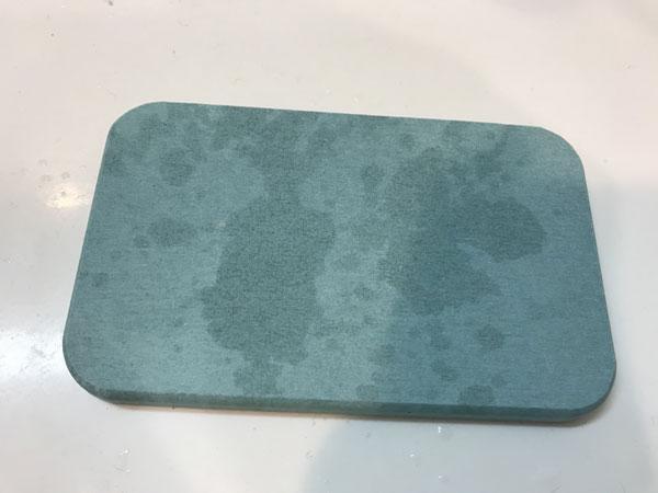 珪藻土ソープトレー