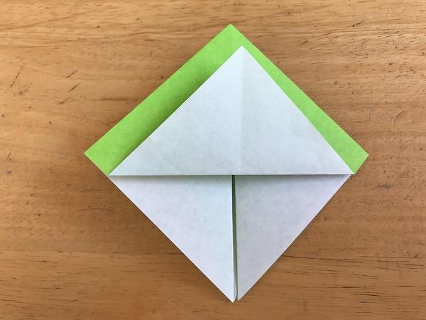 折り紙トトロ