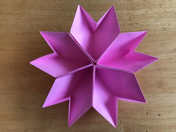 立体的な桜