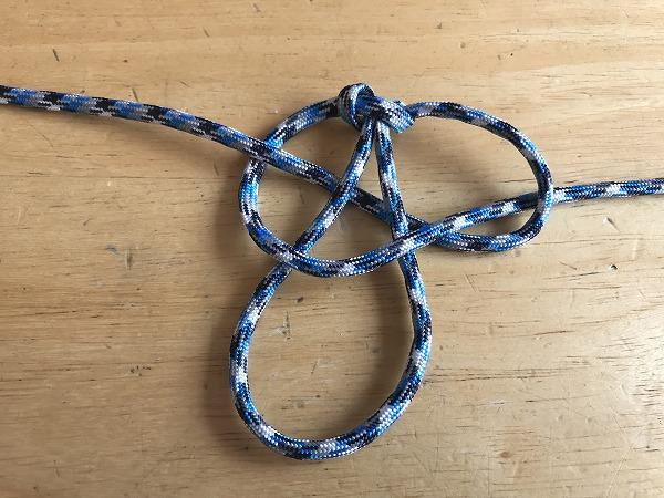 キングコブラ編み