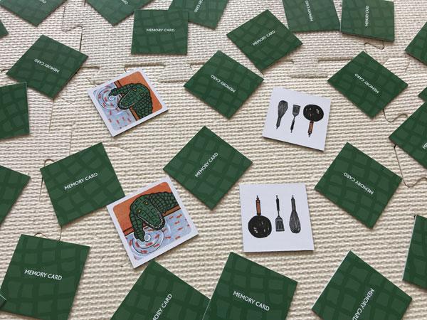 わにわにメモリーカード