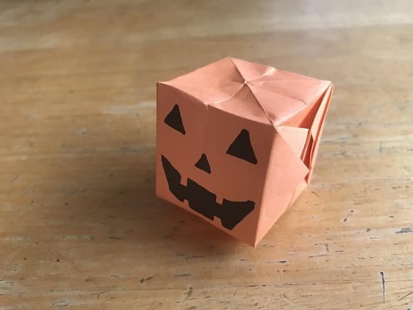 ふうせんかぼちゃ